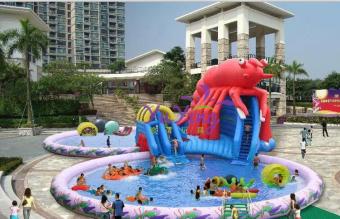 龙虾水乐园