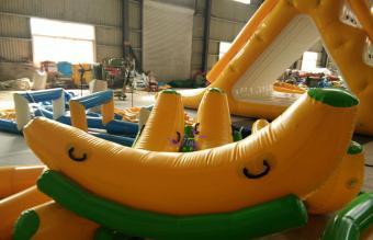 香蕉跷跷板