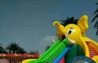 大象海洋球乐园
