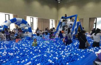 海洋主题海洋球池
