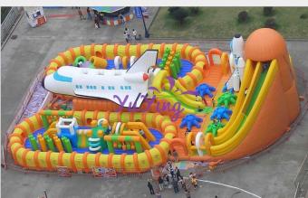航空时代充气大滑梯